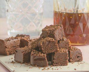 εύκολα γρήγορα υγιεινά brownies ψυγείου με ταχίνι ή φυστικοβούτυρο χωρις ψησιμο