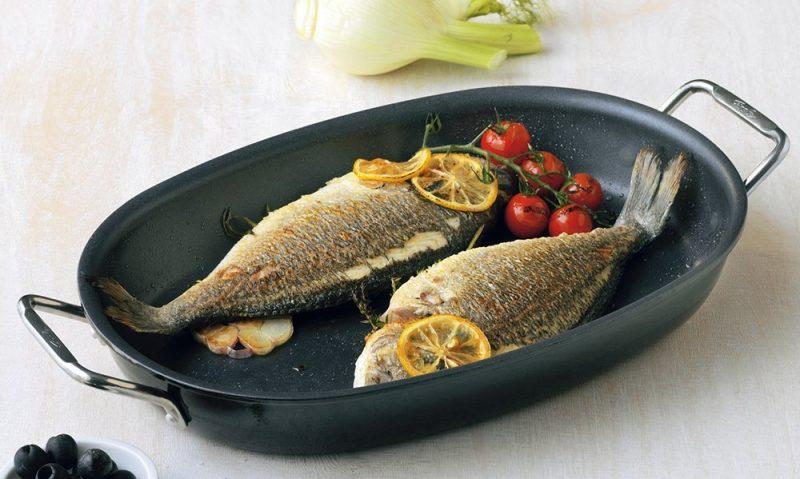 Τηγανητά ψάρια και τα μυστικά για το τέλειο τηγάνισμά τους. Όπως δημοσιεύτηκαν στο Αμερικάνικο περιοδικό FOOD&WINE!-featured_image