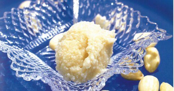γλυκό αμύγδαλο κουταλιού συνταγη