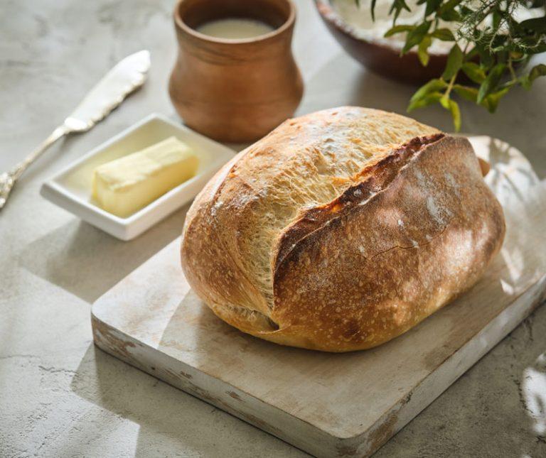 Βασική συνταγή για ψωμί της Αργυρώς