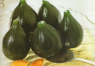 γλυκό σύκο με γαλαζόπετρα συκαλακι γλυκο του κουταλιου συνταγη