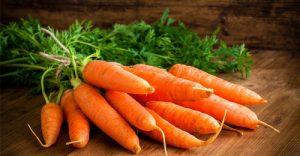 τροφες για φυσικο μαυρισμα καροτα