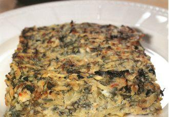 αλμυρή ξεσκέπαστη κολοκυθόπιτα παραδοσιακή συνταγη