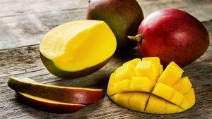 τροφες για φυσικο μαυρισμα μανγκο