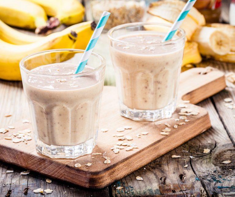 Smoothie μπανάνα