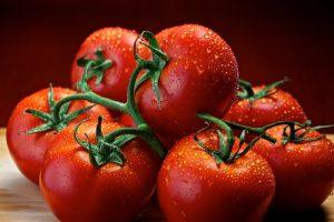 τροφες για φυσικο μαυρισμα ντοματες