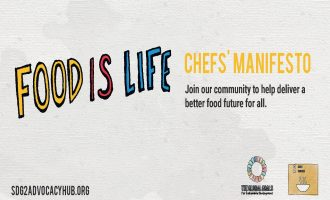Μανιφέστο των σεφ και πρόγραμμα δράσης για την υποστήριξη της βιώσιμης ανάπτυξης- SDG-featured_image
