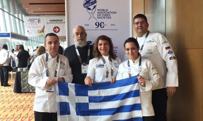 Η Ελλάδα στο Worldchefs Congress 2018-featured_image