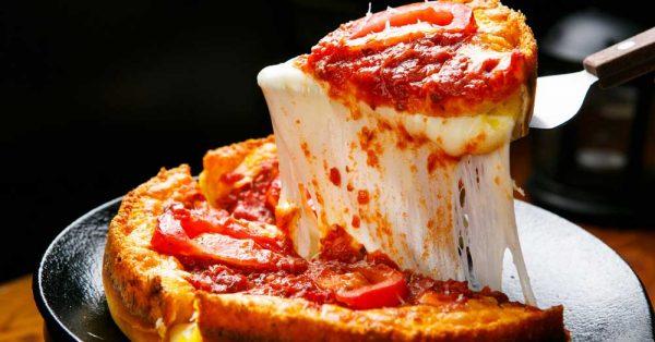 αφράτη ζύμη για πίτσα συνταγη πιτσας