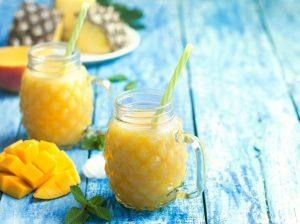smoothie με φρούτα για παιδιά χωρις ζάχαρη συνταγη αργυρω