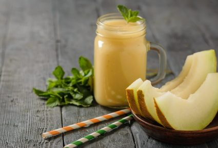 Smoothie πεπόνι-featured_image