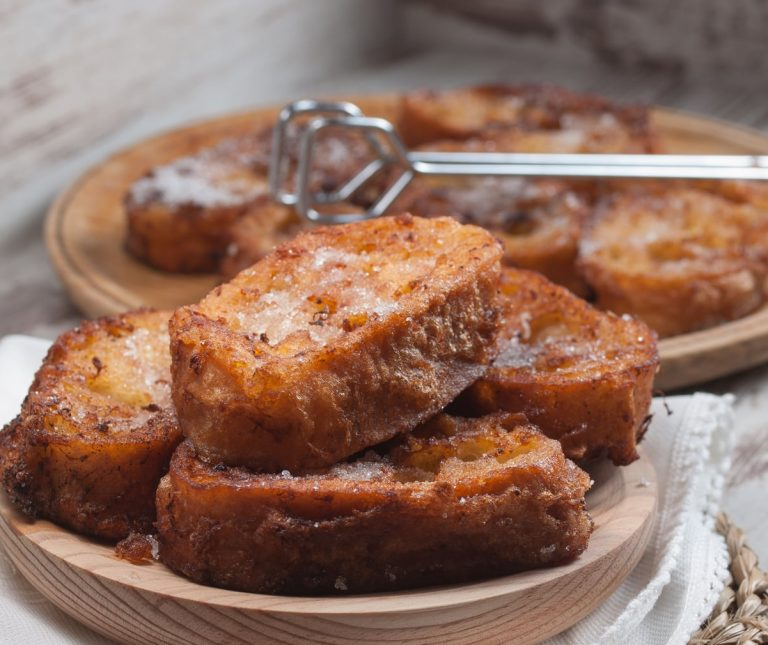 Αυγοφέτες (french toast)