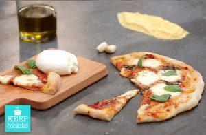 βασική ζύμη για πίτσα συνταγη αργυρω μπαρμπαριγου argiro argyro keep cooking keepcooking