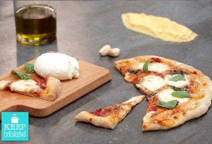 Βασική ζύµη για πίτσα-featured_image