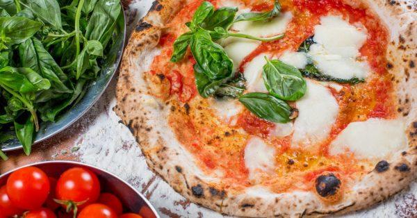 Πίτσα χωρίς γλουτένη της Αργυρώς