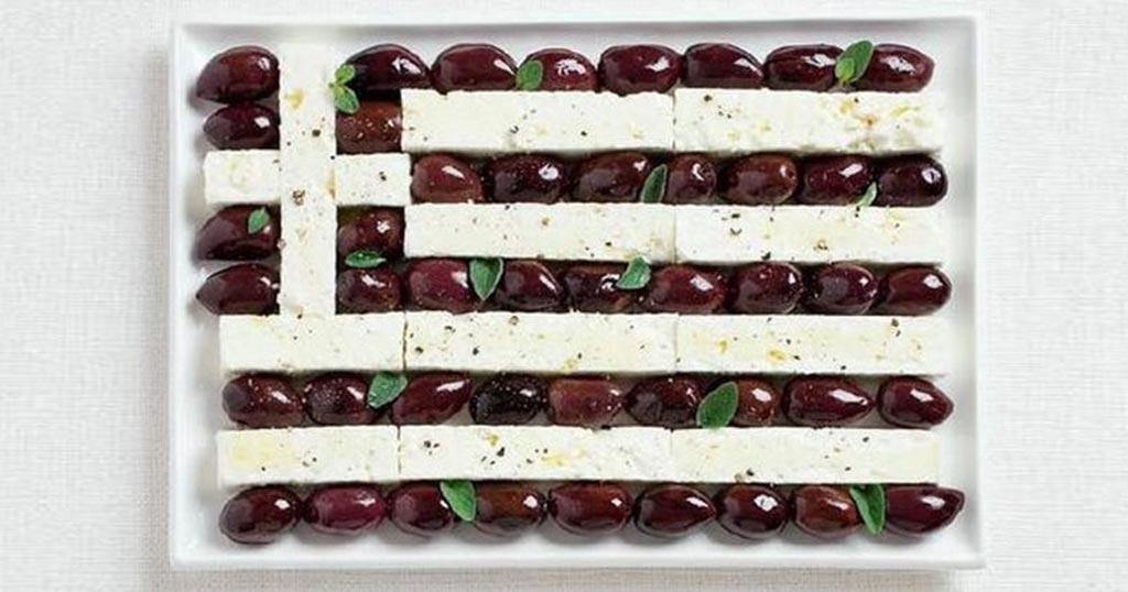 Εθνικές σημαίες, δημιουργημένες από τα παραδοσιακά τρόφιμα κάθε χώρας-featured_image