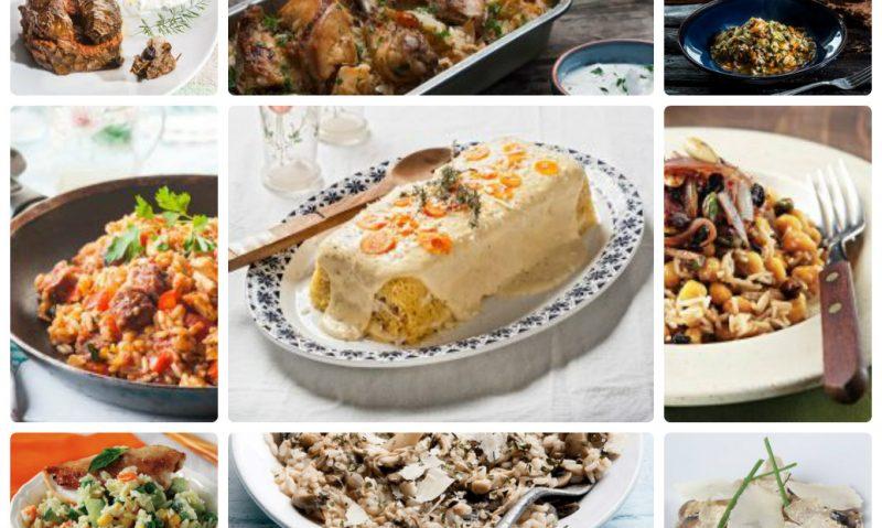 Οι 10 TOP συνταγές με ρύζι, που πρέπει να δοκιμάσετε-featured_image