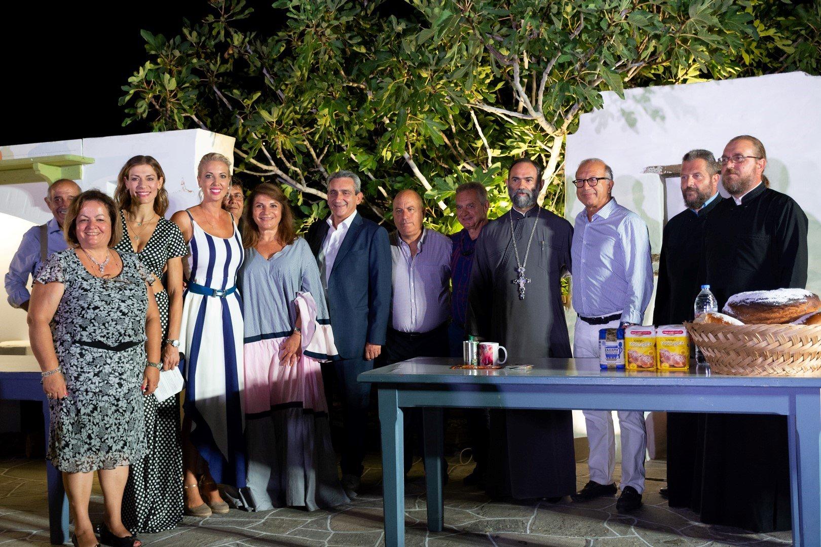 Στη Σίφνο, στο 12ο Φεστιβάλ Κυκλαδικής Γαστρονομίας «Νικόλαος Τσελεμεντές»-featured_image