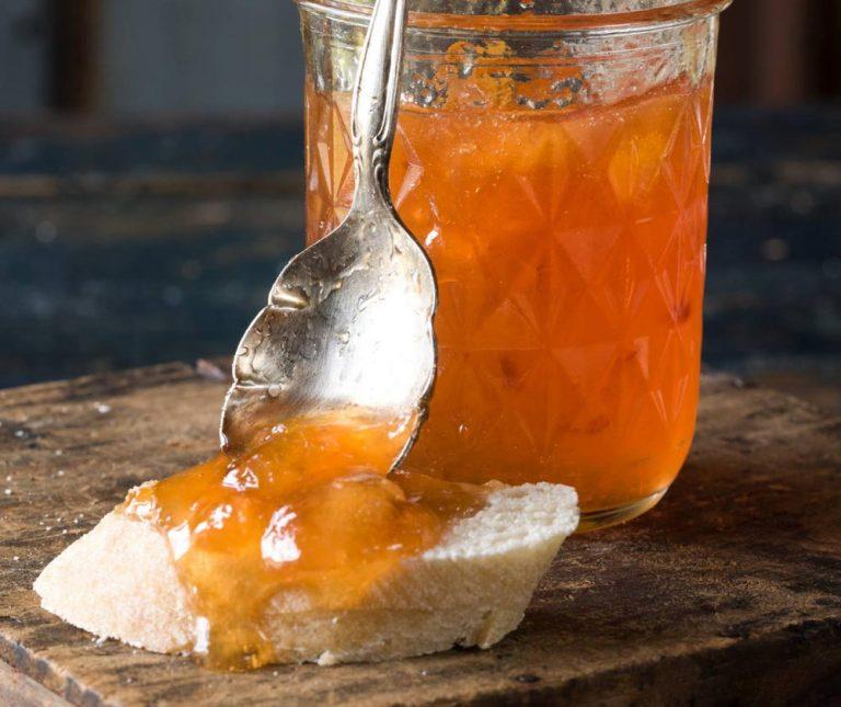Μαρμελάδα χωρίς ζάχαρη