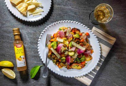 Χειμωνιάτικα ψητά λαχανικά στη λαδόκολλα-featured_image