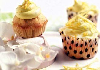 cupcakes λεμόνι συνταγή αργυρω