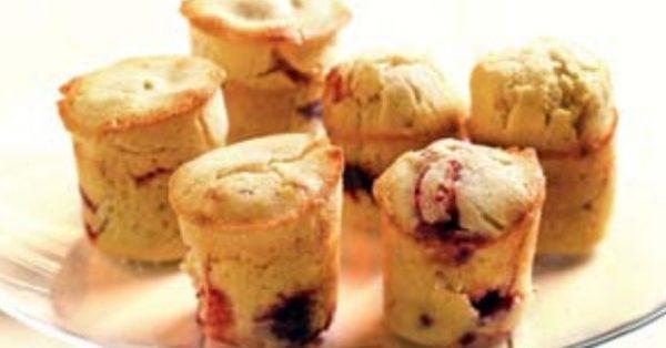 muffins με βατόμουρα συνταγη αργυρω