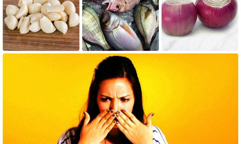 Πώς ξεμυρίζουν τα χέρια από σκόρδο, κρεμμύδι και ψάρι-featured_image
