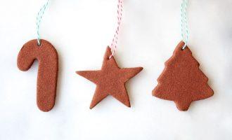 Χριστουγεννιάτικα στολίδια από ζύμη κανέλας-featured_image
