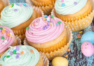 cupcakes εύκολη συνταγή αφράτα ζουμερά ψήσιμο διατήρηση αργυρω