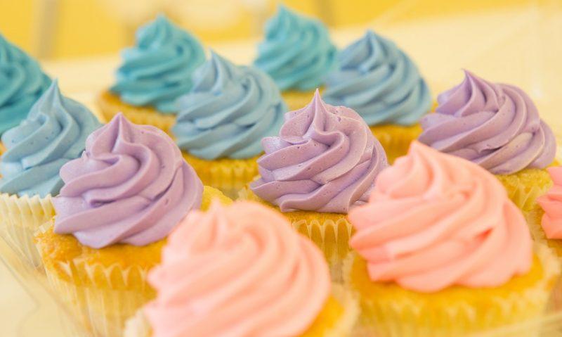 μυστικά για cupcakes