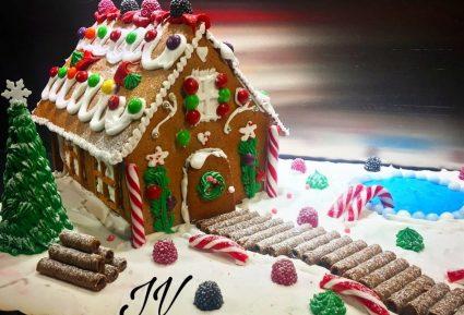 Χριστουγεννιάτικο μπισκοτόσπιτο (Gingerbread house)-featured_image