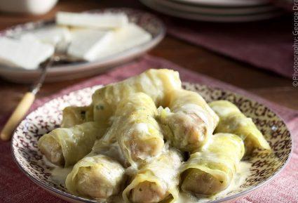 Λαχανοντολμάδες με αυγολέμονο και κρέμα-featured_image