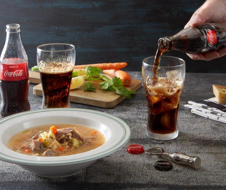 Μοσχάρι σούπα με λαχανικά