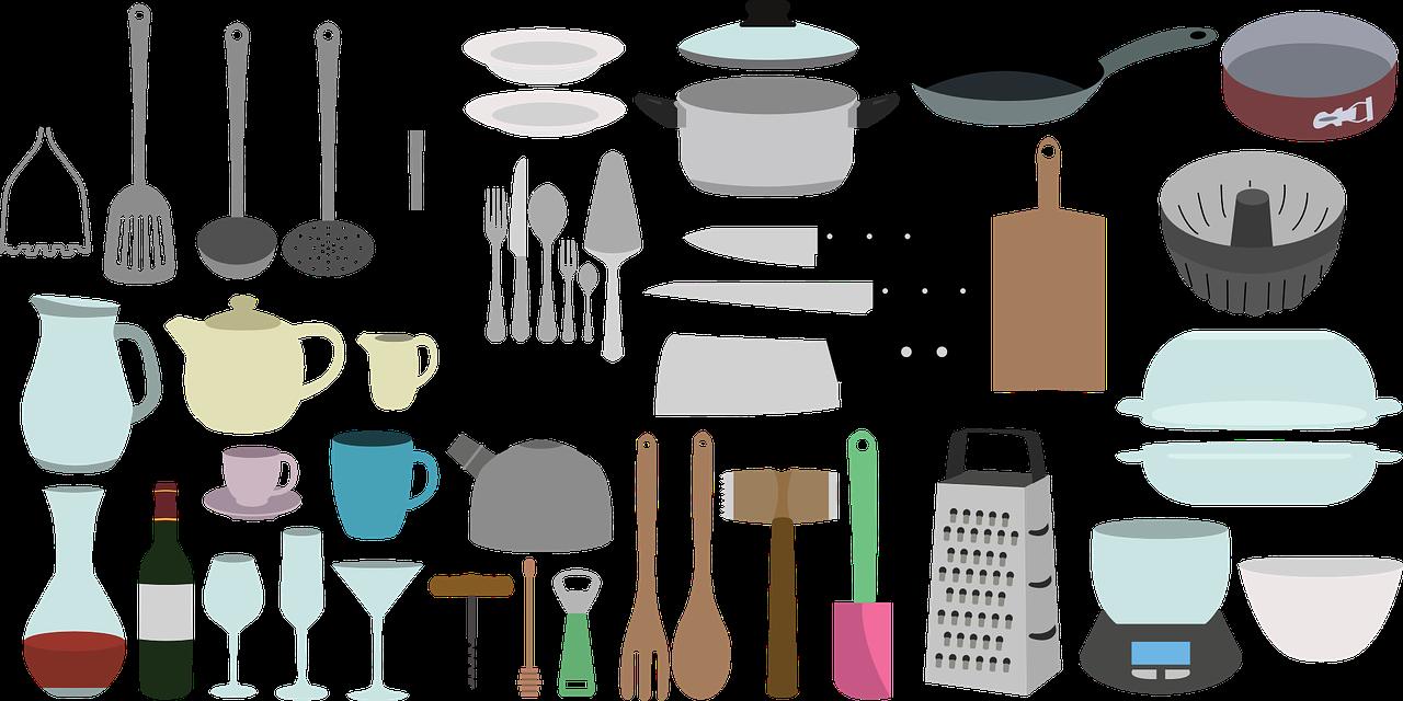 Οδηγός για τα απαραίτητα εργαλεία και σκεύη της κουζίνας-featured_image