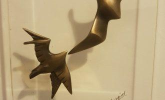 """Βράβευση του Περιφερειάρχη, Γιώργου Χατζημάρκου, στην τελετή των Χρυσών Σκούφων 2019, για την κατάκτηση του τίτλου """"Νότιο Αιγαίο – Γαστρονομική Περιφέρεια της Ευρώπης 2019""""-featured_image"""