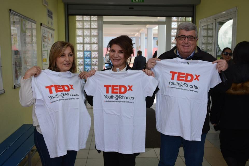 """Οι «Μαμάδες του Αιγαίου» έδωσαν το """"παρών"""" στο 2ο TEDxYouth-featured_image"""