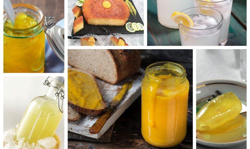 6 συνταγές με λεμόνια που πρέπει να δοκιμάσετε-featured_image