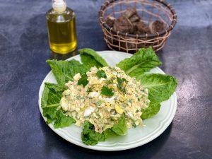 Αυγοσαλάτα της Αργυρώς Μπαρμπαρίγου