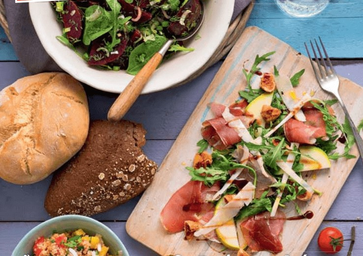 Οι πιο δροσερές συνταγές για σαλάτες-featured_image