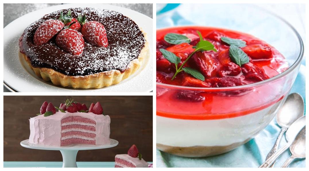 3 Φανταστικές συνταγές με φράουλες-featured_image