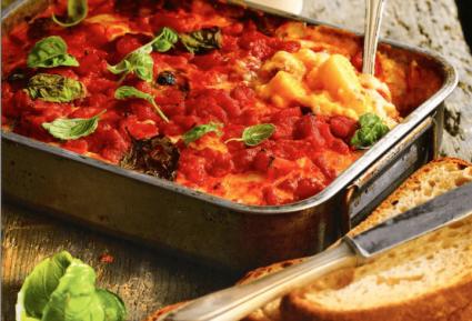 Ιταλικά λαζάνια με πολέντα στο φούρνο-featured_image