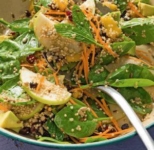 Σαλάτα με κινόα και Superfoods-featured_image
