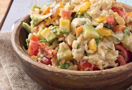 Ρυζοσαλάτα με λαχανικά-featured_image