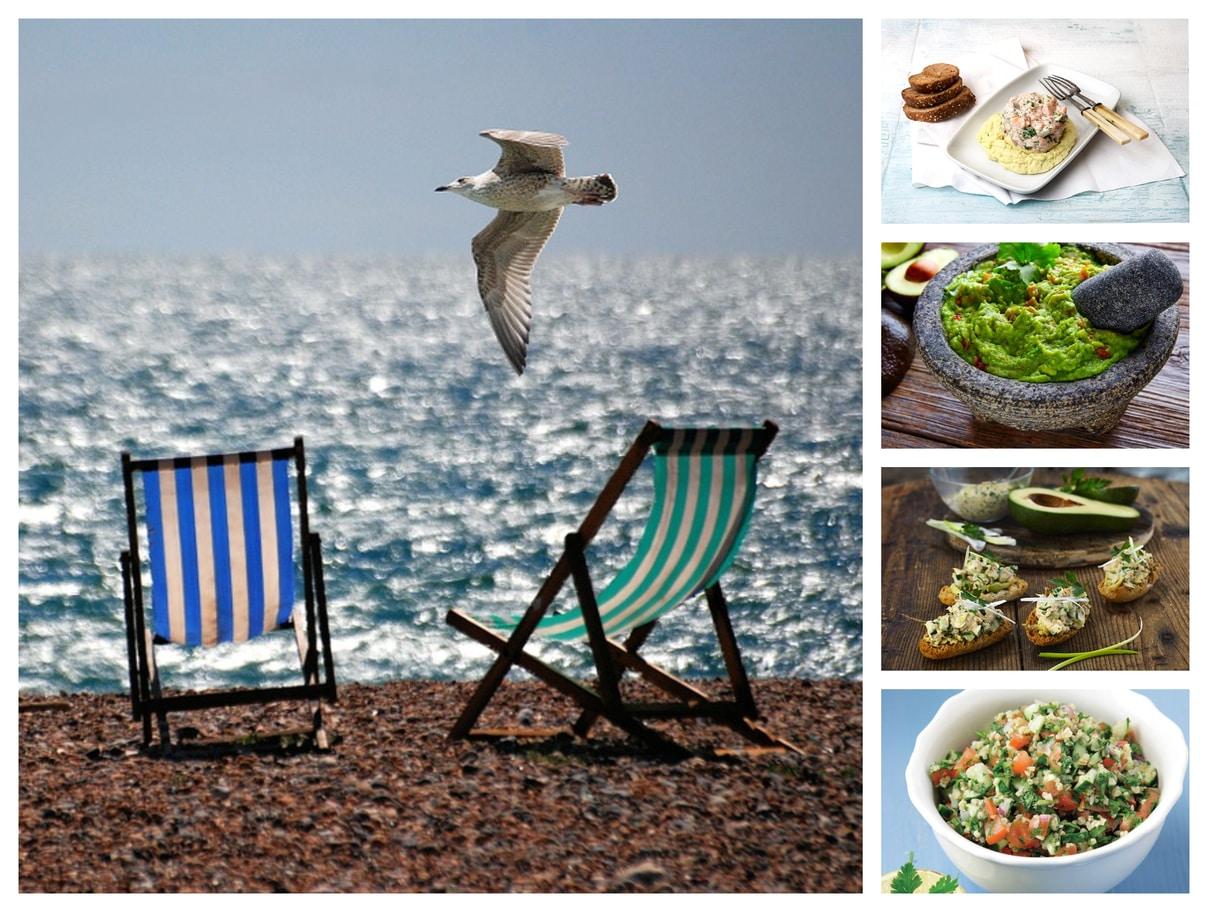 Καλοκαιρινές συνταγές χωρίς μαγείρεμα-featured_image
