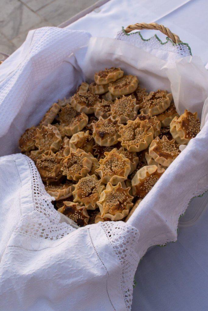 λυχναρακια παραδοσιακα γλυκα παρου