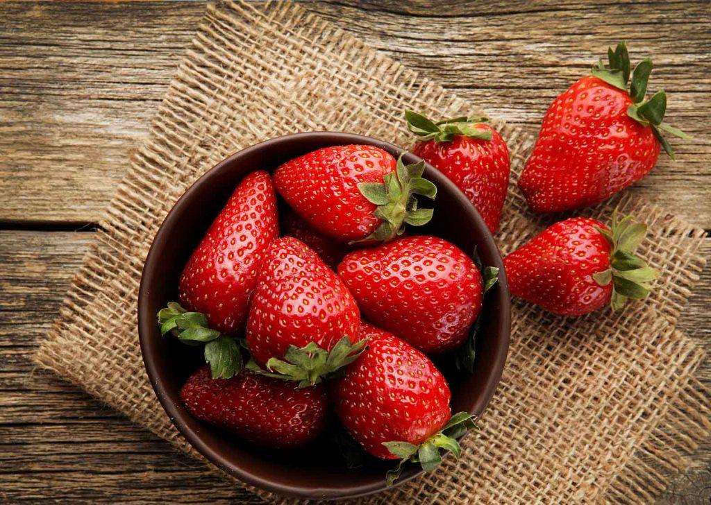 φραουλες συντηρηση