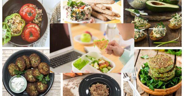 ιδέες για μεσημεριανό φαγητό