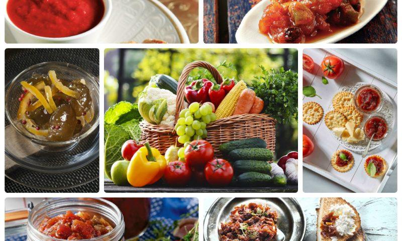 Καλοκαιρινές σάλτσες, chutneys και dips-featured_image