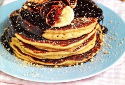 Pancakes με ζύμη μπισκότου-featured_image