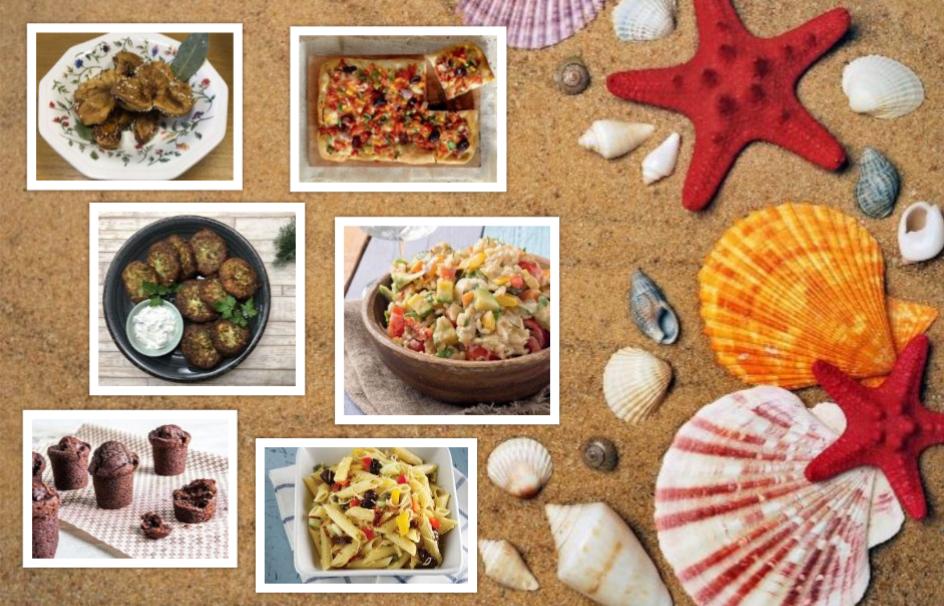 Ιδέες για καλοκαιρινά σνακ στην παραλία-featured_image